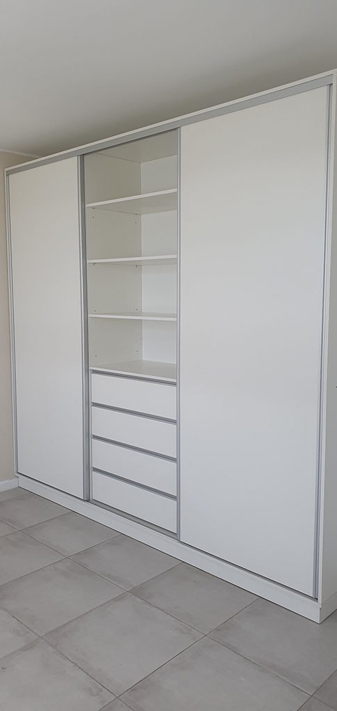 Paris amoblamientos placares y vestidores for Amoblamientos para dormitorios